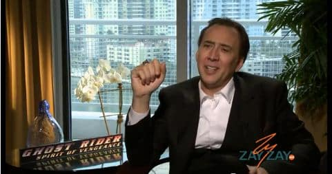 Nicholas Cage - Ghost Rider 2 - ZayZay.Com