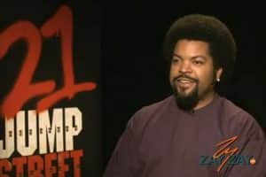 21 Jump Street Interview With Ice Cube 1