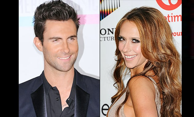 Jennifer Love Hewitt, Adam Levine: Actress Feels Like A 'Fool'  1