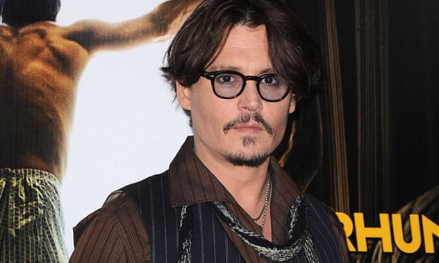 Johnny Depp Sued By Disabled Woman