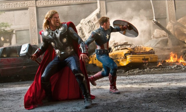 'Marvel's The Avengers' Clips: Iron Man Fights Thor, Loki Mouths Off