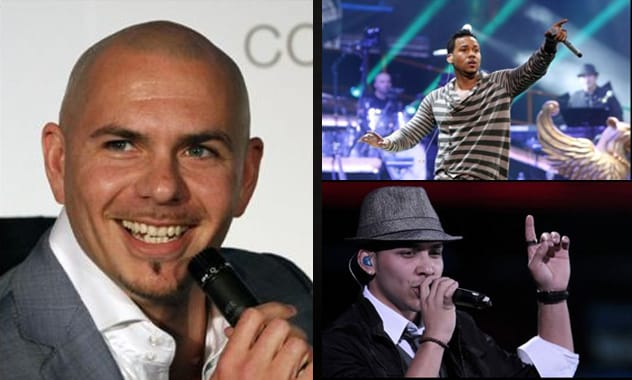 New crop of US-born Latin artists comfortably navigate 2 cultures, earning fame in Spanglish