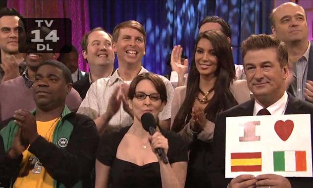 Kim Kardashian, Amy Poehler Guest Star on Special Live 30 Rock Episode