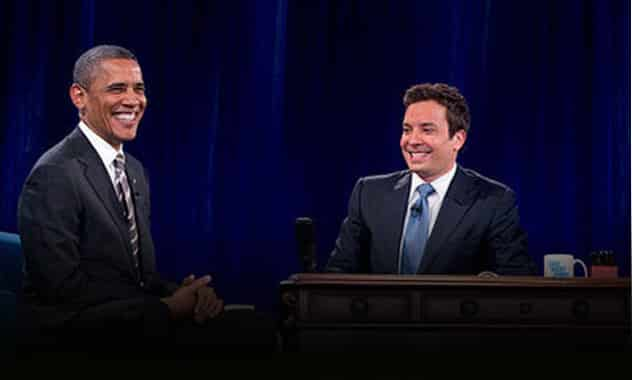Obama 'Slow Jams The News' With Jimmy Fallon 3