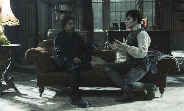 DARK SHADOWS – Johnny Depp is Barnabas Collins!