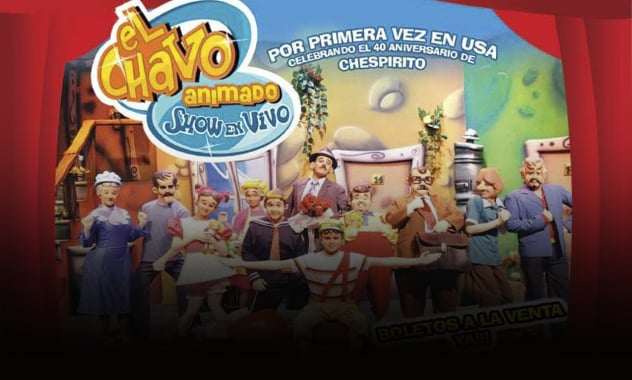 "The ""El Chavo"" Musical Production Premieres April 22nd in Chicago, IL"