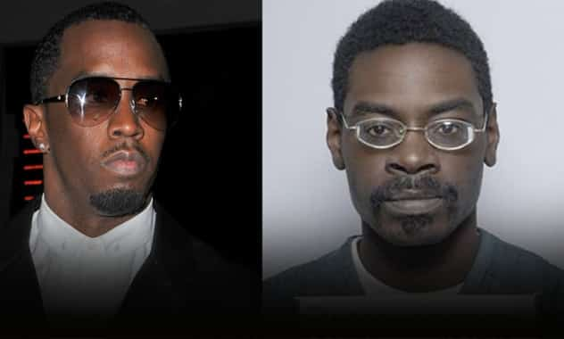 Quamine Taylor Arrested In Sean 'Diddy' Combs' Hamptons Home  2