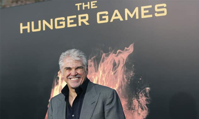 Gary Ross, 'Catching Fire'