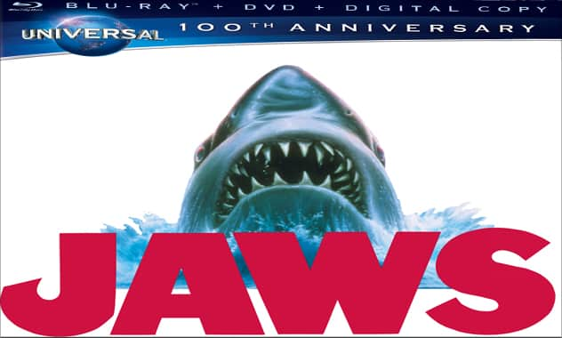 JAWS - Iconic Summer Classic Comes to Blu-ray
