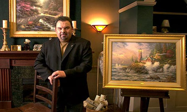 Thomas Kinkade Dead: Famed Painter Dies At Age 54  2