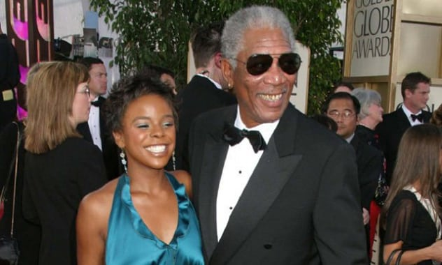 "Morgan Freeman: ""I'm Not Marrying My Step-Granddaughter"""