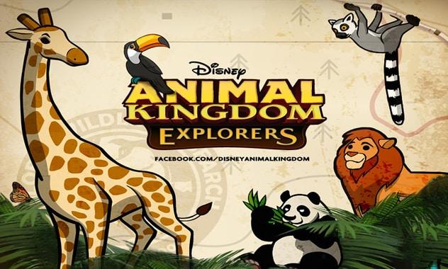 Disneynature's CHIMPANZEE: Animal Kingdom Explorers Press Release