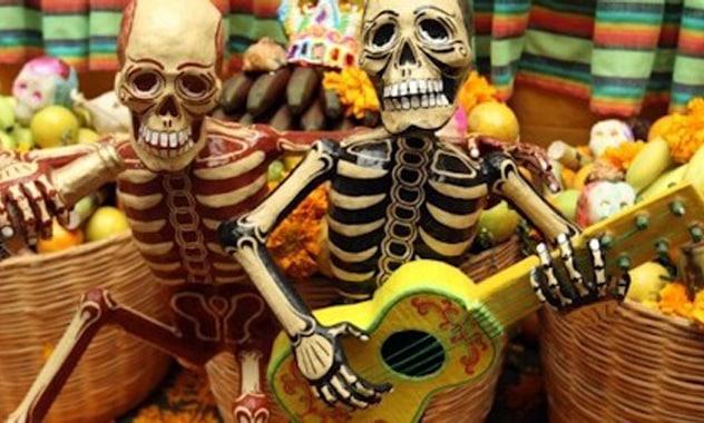 Pixar: 'Dia De Los Muertos' Planned For 'Toy Story 3' Director