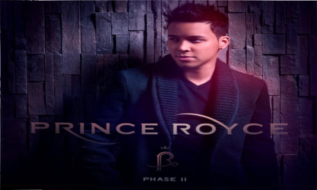 PRINCE ROYCE-PHASE II ON SALE THIS TUESDAY