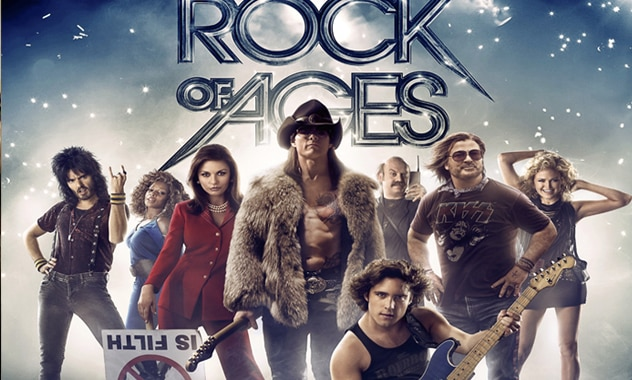 ROCK OF AGES In theaters and IMAX on June 15