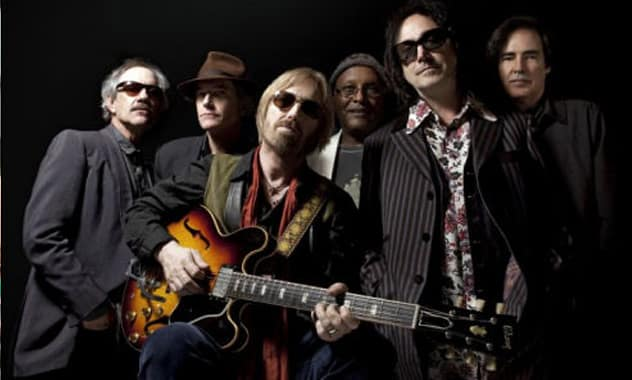 Tom Petty's Guitars Stolen From Soundstage