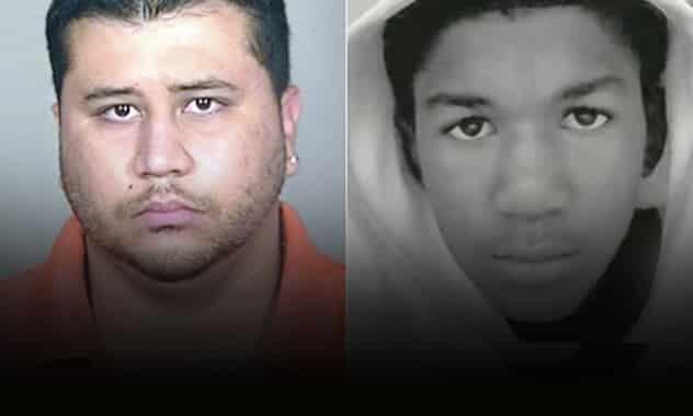 Trayvon Martin Death- George Zimmerman
