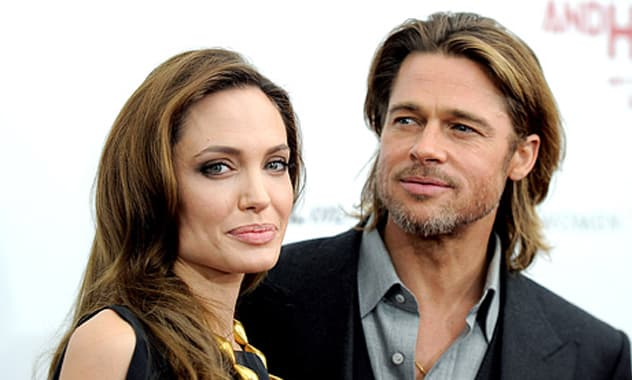 Angelina Jolie & Brad Pitt Teaming Up for New Movie