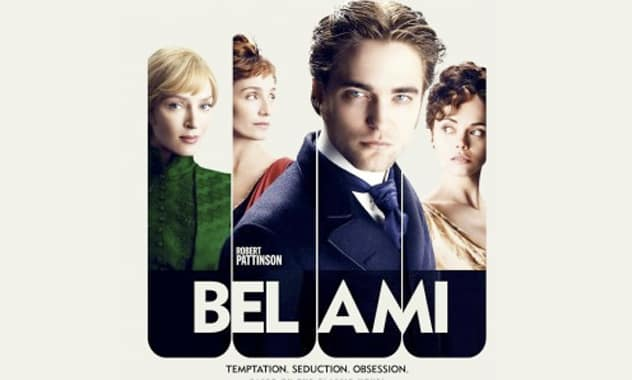 Bel Ami Trailer: See Robert Pattinson Seduce Uma Thurman, Christina Ricci and Kristin Scott Thomas 2