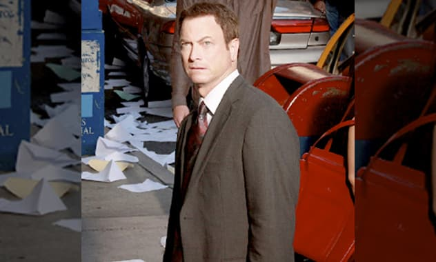 Gary Sinise Suffers Auto Accident, Cancels Lt. Dan Band Gig 2