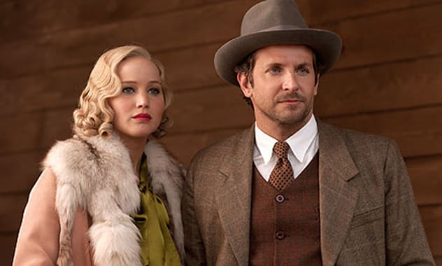 See Jennifer Lawrence & Bradley Cooper in Serena