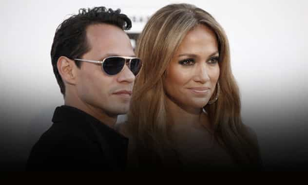 Marc Anthony Files for Divorce from Jennifer Lopez 2