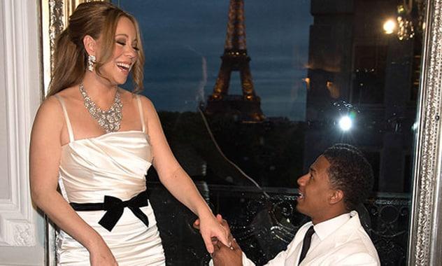 Mariah Carey, Nick Cannon Renew Wedding Vows