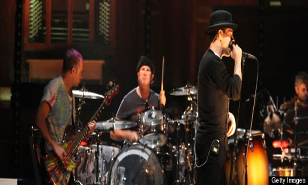 Lollapalooza: Red Hot Chili Peppers, The Black Keys Top Music Festival's Lineup