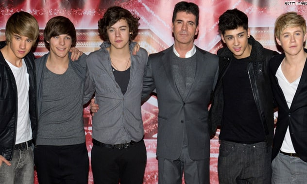 Simon Cowell, One Direction Sued: Lawsuit Over Boy Band's Name