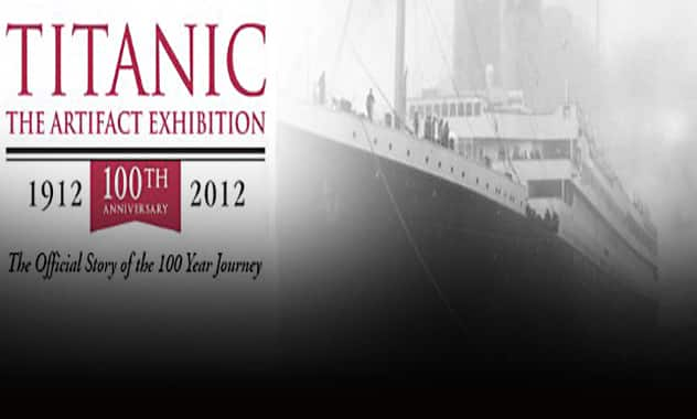 "EXHIBIT BRINGS TITANIC BACK TO LIFE ON 100TH ANIVERSARY OF ""UNSINKABLE"" SHIP'S MAIDEN VOYAGE  2"