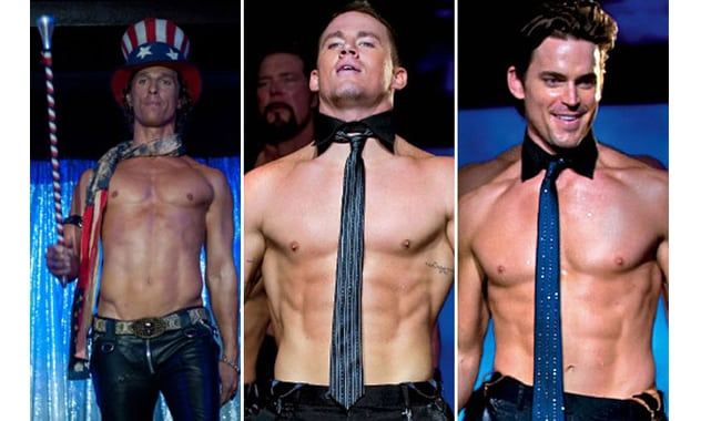 New 'Magic Mike' Trailer: 'Hey, Mike, I Think We Should Be Best Friends'