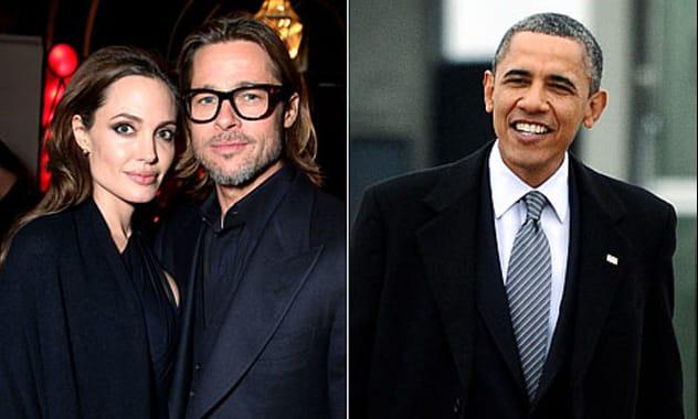 Brad Pitt: Obama Not Target Of 'Killing Them Softly'  1