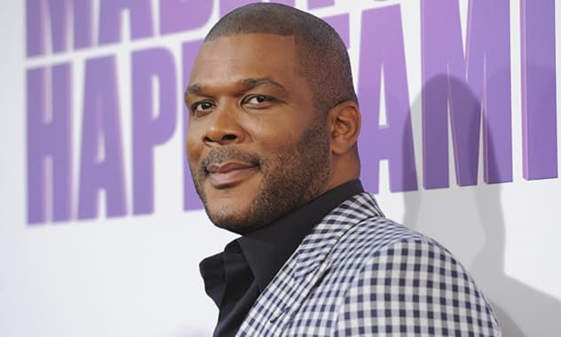 Tyler Perry's Atlanta Studios Damaged by Fire