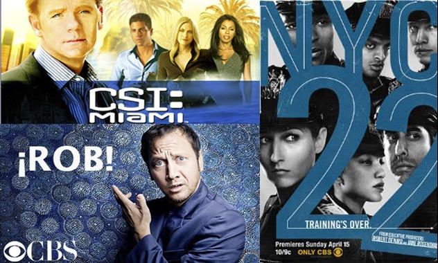 CBS Cancels 'CSI: Miami,' 'Rob' And 'NYC 22,' Renews 'CSI: NY'  2