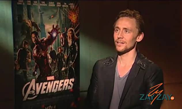 Marvel's The Avengers - Tom Hiddleston - Zay Zay.Com  3