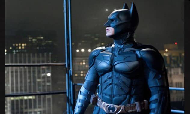 'Dark Knight Rises' TV Spots: Does Batman Remember Where He Parked?