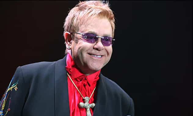Elton John Hospitalized: Singer Admitted To Cedars-Sinai To Treat Respiratory Infection