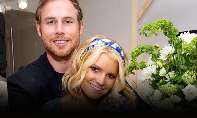 Maxwell Drew Johnson: Jessica Simpson, Eric Johnson Welcome Baby Girl  1