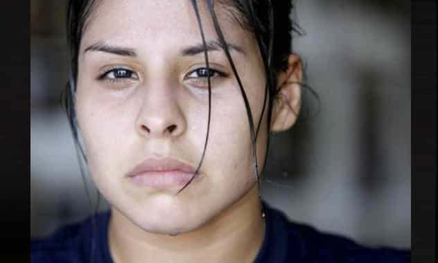 Marlen Esparza Named First U.S. Female Oympic Boxer