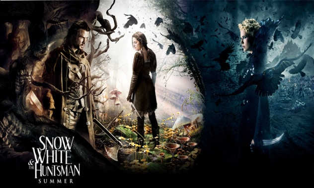 "Universal Pictures Announces a Call for Submissions for its ""Snow White and the Huntsman"" Pop-up art gallery"