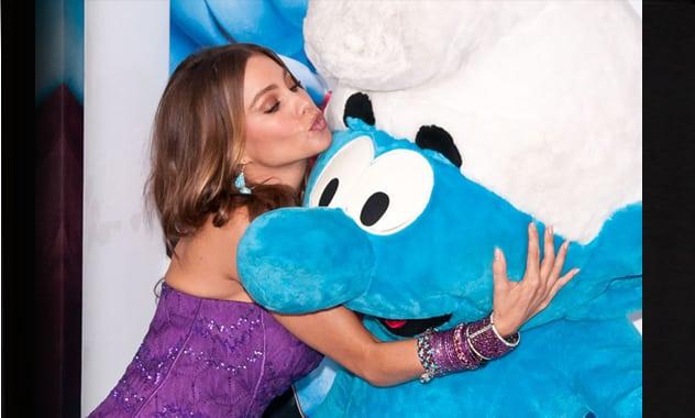 Sofia Vergara Joins 'The Smurfs' Sequel 2
