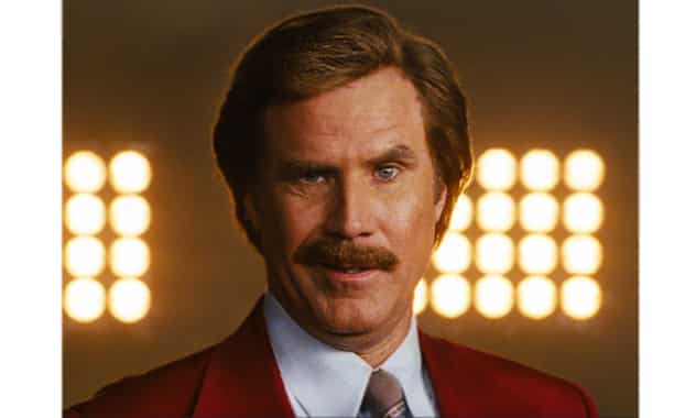 Anchorman 2 Trailer Leaks—Steve Carell and Will Ferrell Bring the Funny!