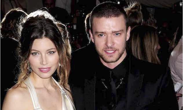 Justin Timberlake and Jessica Biel Celebrate Engagement With Big Bash