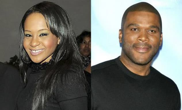 Tyler Perry Jumps to Bobbi Kristina Brown's Defense