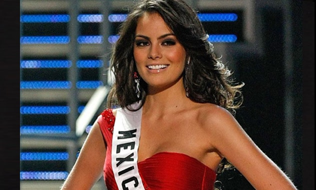 Ximena Navarrete Is Ready To Kick Off Her Movie Career