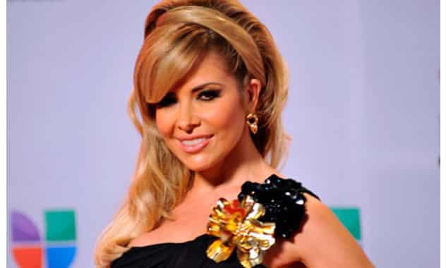Gloria Trevi Sued For $1 Million Over Concert Mishap