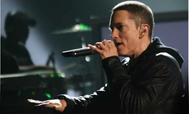 Eminem Puts Music Before Movies