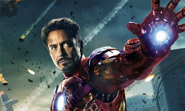Robert Downey Jr.'s 'Avengers' Pay To Reportedly Hit $50 Million
