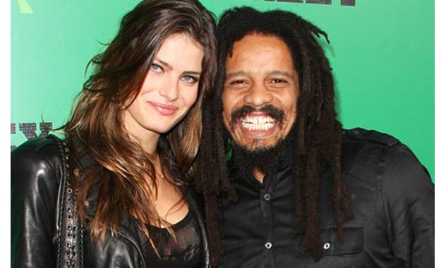 Bob Marley's Son To Wed Brazilian Supermodel