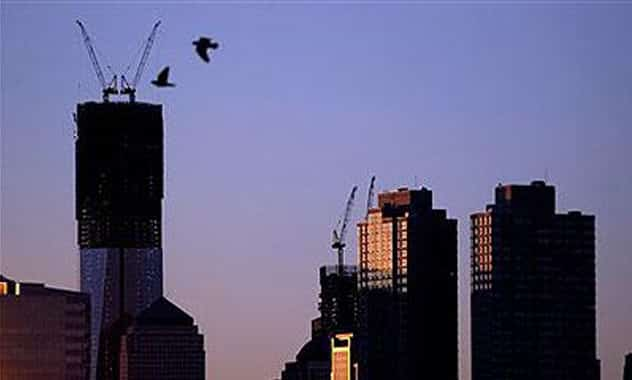 Video Of The Day: World Trade Center Back On Top of New York's Skyline - Gadling